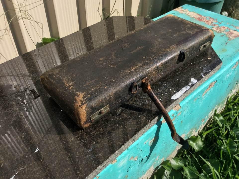 Musical Instrument Case Repair