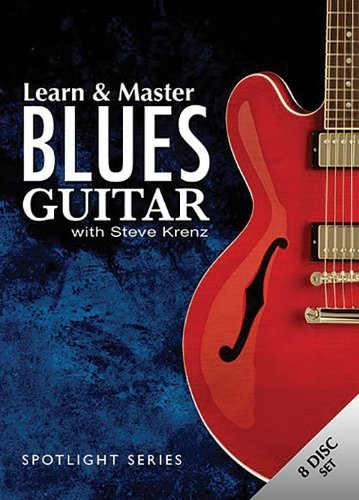 Learn & Master Blues 7-Dvd Set For Blues Guitar Players