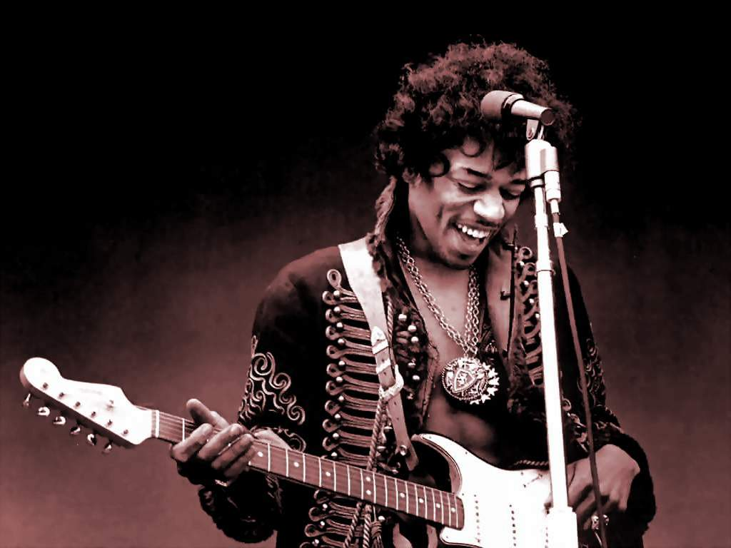 Jimi Hendrix Loved Rock And Roll