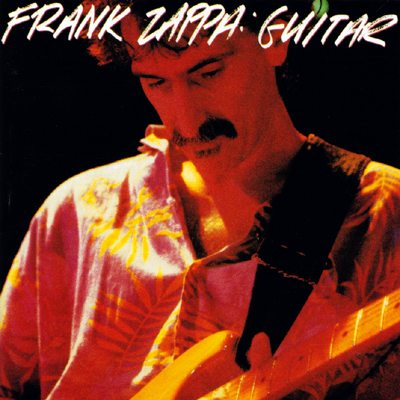 Learn The Guitar Of Frank Zappa