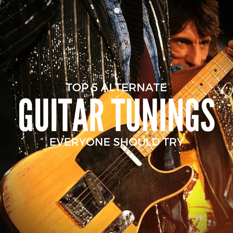 Playing Blues Guitar In Open Tunings