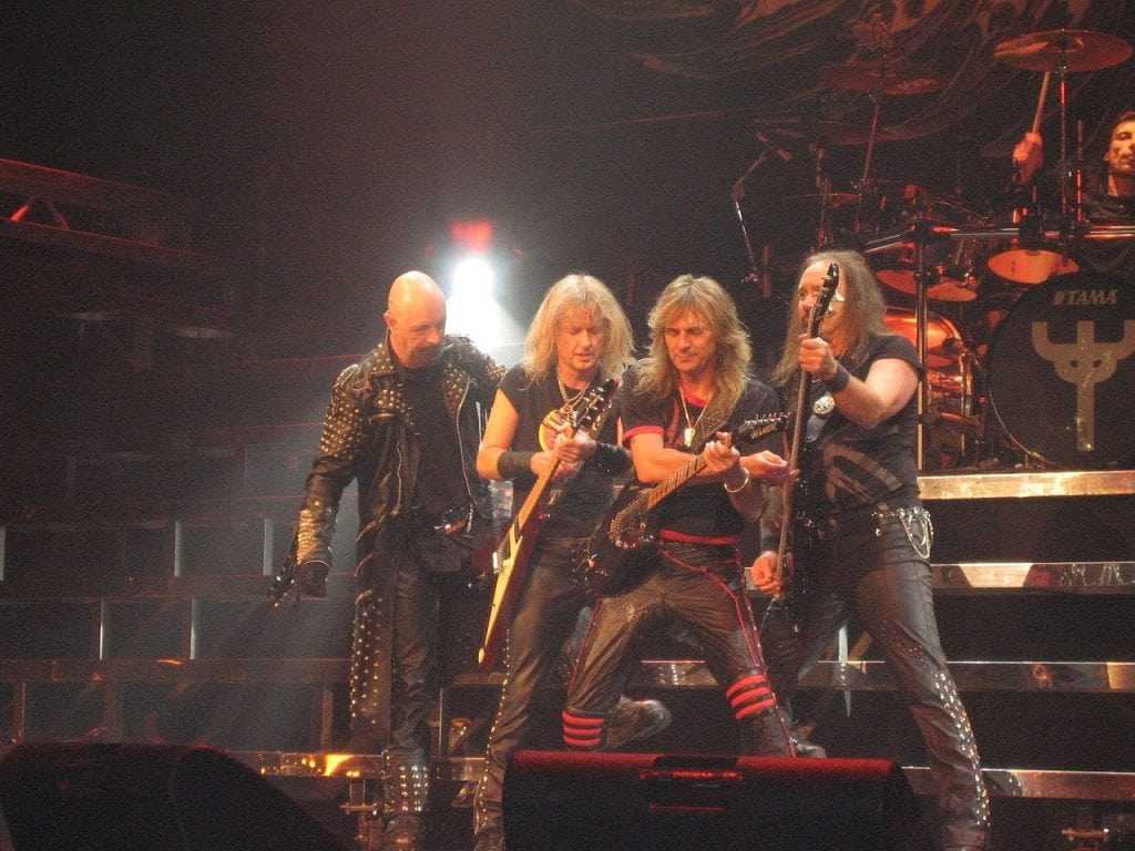 Judas Priest Performing
