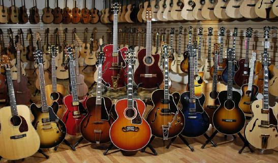 Gibson Guitars Exits Bankruptcy With New Investor