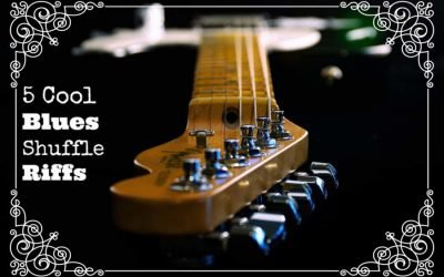 5 Cool Blues Shuffle Riffs