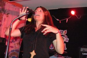 Robina Flood Vocalist