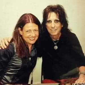 Robina Flood-Alice Cooper