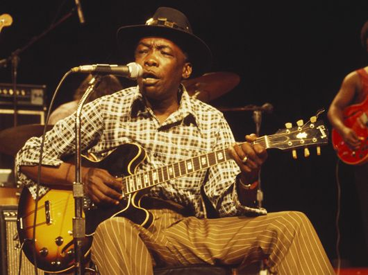 John Lee Hooker Guitar Lesson
