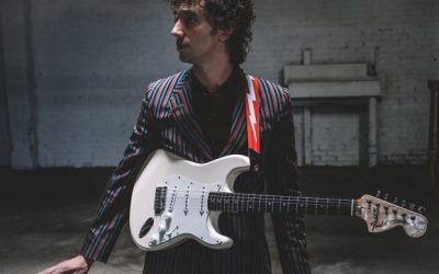 Fender Unveils New Albert Hammond Jr. Fender Stratocaster