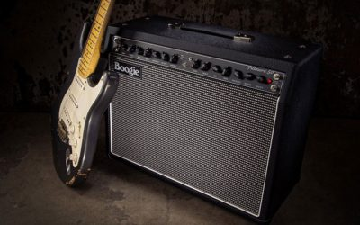 New Mesa/Boogie Guitar Amplifier Review