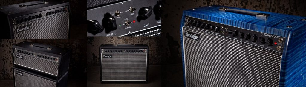 Mesa Boogie Guitar Amplifiers