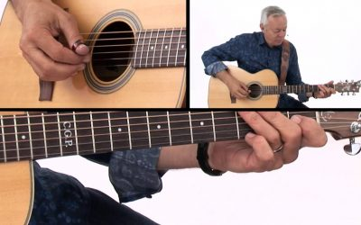 Tommy Emmanuel Guitar Lesson – Classic Fingerstyle Licks Demo