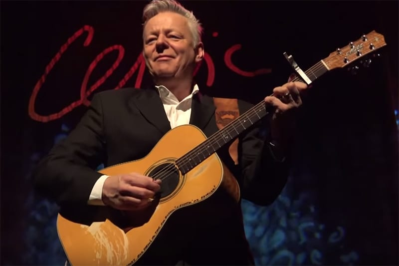 Intro To Tommy Emmanuel's Finger Style In Guitar Milestones