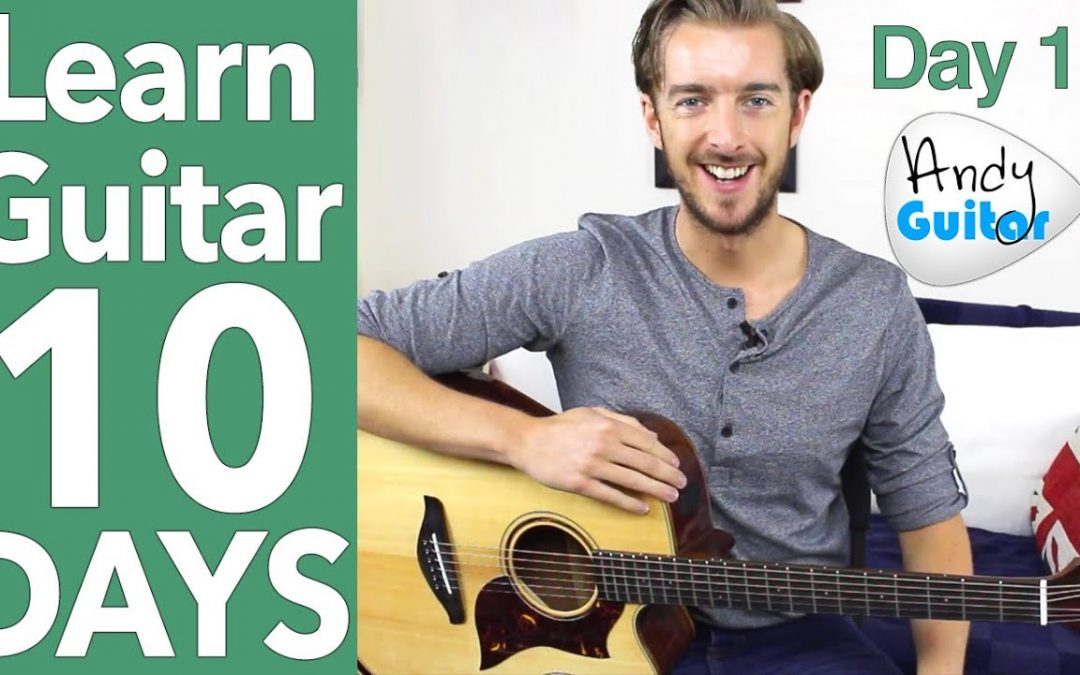 Beginner Guitar Lessons Grade 1 – Absolute Beginner? Start Here!