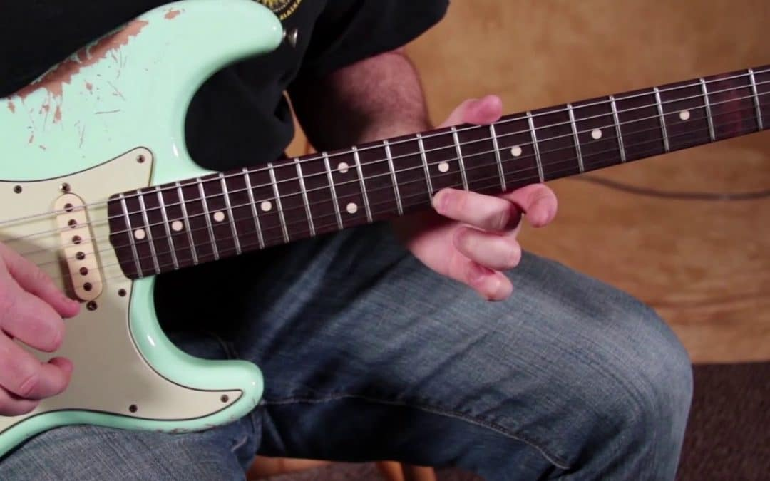 Head Turning, Slow Blues licks (That are EASY to Play)
