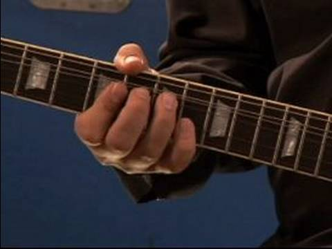 Basic Blues Guitar Licks : Riff 19 for Playing Blues Guitar in A