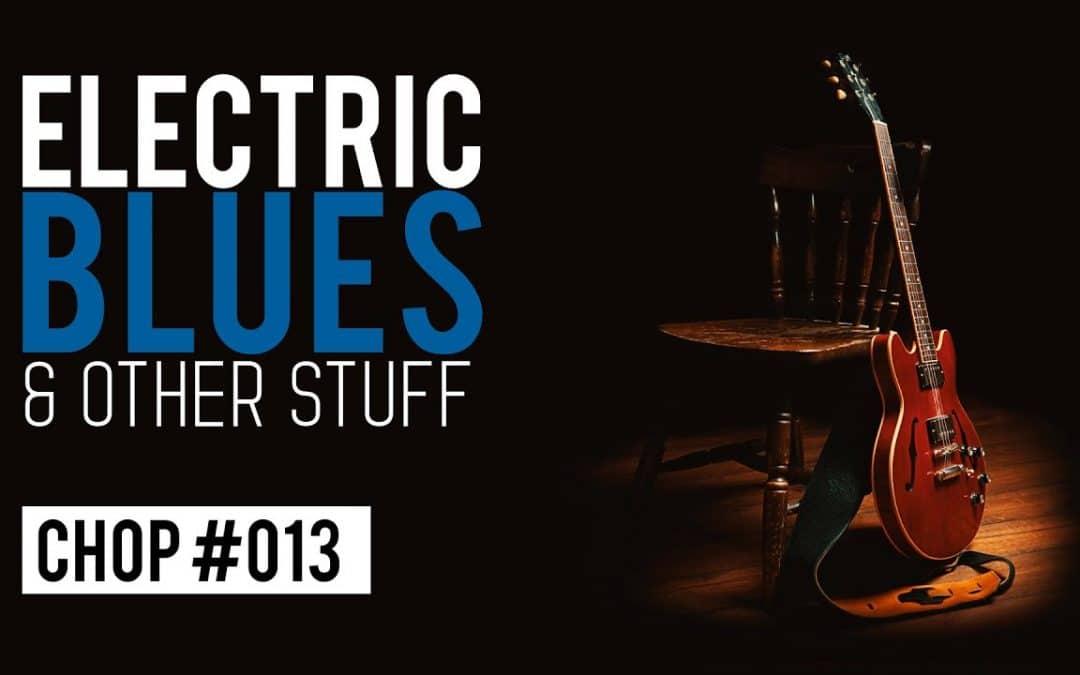 Electric Blues Guitar Licks #013