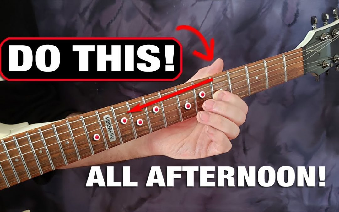 Play This Lick for 3 min EVERY Afternoon (HIGHLY ADDICTIVE!)