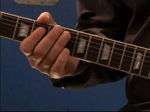 Basic Blues Guitar Licks : Riff 26 for Playing Blues Guitar in A
